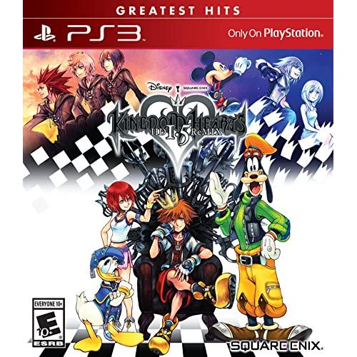 Image 0 of Kingdom Hearts HD 1.5 Remix For PlayStation 3 PS3 RPG