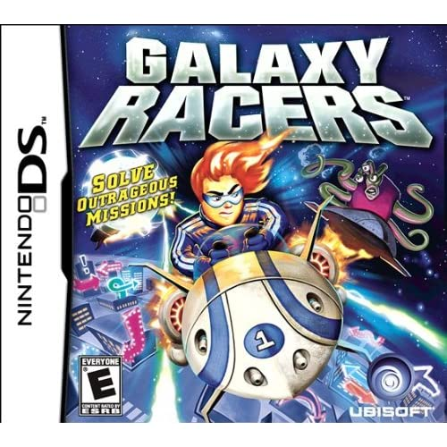Image 0 of Galaxy Racers For Nintendo DS DSi 3DS 2DS