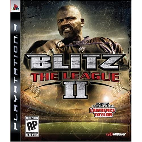 Image 0 of Blitz: The League II For PlayStation 3 PS3 Football