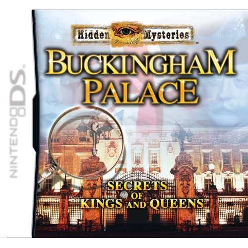 Image 0 of Buckingham Palace Secrets Of Kings And Queens For Nintendo DS DSi 3DS