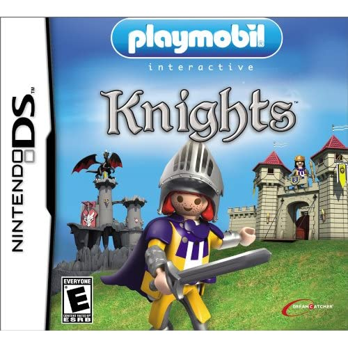 Image 0 of Playmobil: Knights For Nintendo DS DSi 3DS 2DS