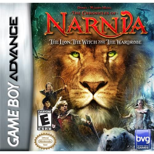 Image 0 of The Chronicles Of Narnia The Lion The Witch And The Wardrobe For GBA