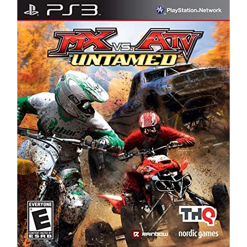 Image 0 of MX Vs ATV Untamed For PlayStation 3 PS3 Racing