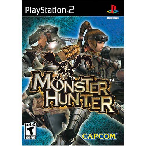 Image 0 of Monster Hunter For PlayStation 2 PS2