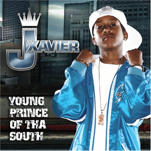 Image 0 of Young Prince Of Tha South By J Xavier On Audio CD Album 2006