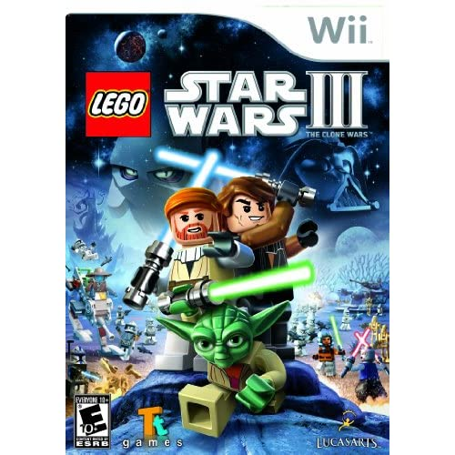 Image 0 of Lego Star Wars III: The Clone Wars For Wii And Wii U