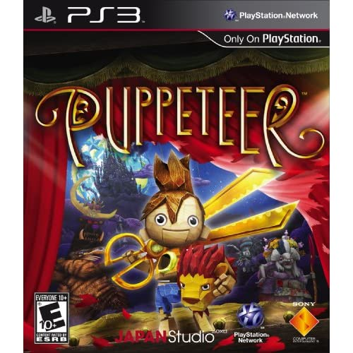 Image 0 of Puppeteer For PlayStation 3 PS3