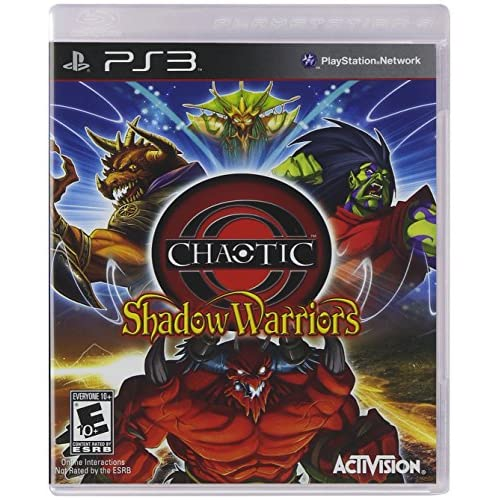 Image 0 of Chaotic: Shadow Warriors For PlayStation 3 PS3 Strategy
