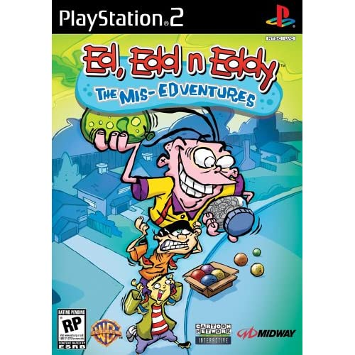 Image 0 of Ed Edd 'N Eddy The Mis-Edventures For PlayStation 2 PS2
