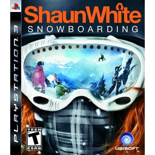 Image 0 of Shaun White Snowboarding For PlayStation 3 PS3