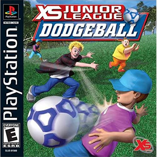 Image 0 of Xs Junior League Dodgeball PS1 For PlayStation 1