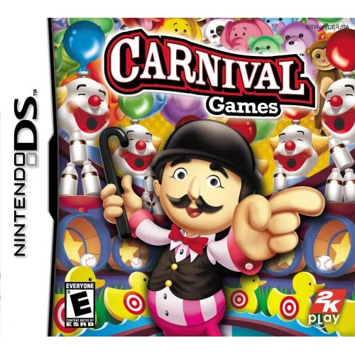 Image 0 of Carnival Games For Nintendo DS DSi 3DS 2DS