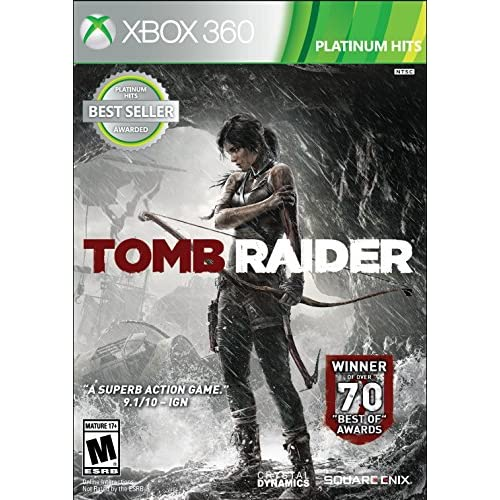 Image 0 of Tomb Raider Game For Xbox 360