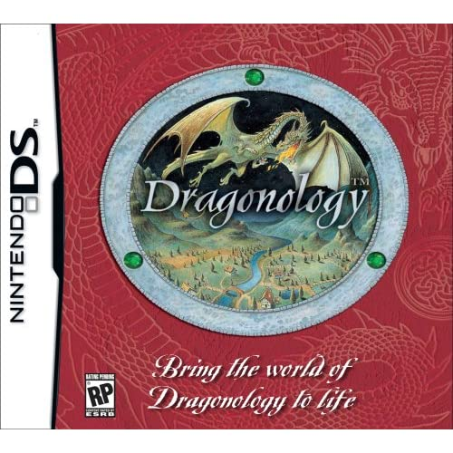 Image 0 of Dragonology For Nintendo DS DSi 3DS 2DS