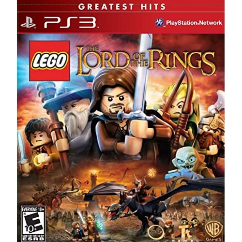 Image 0 of Lego Lord Of The Rings For PlayStation 3 PS3