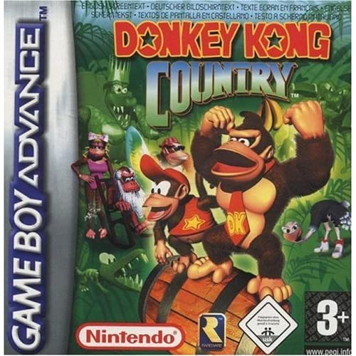 Donkey Kong Country On Gameboy