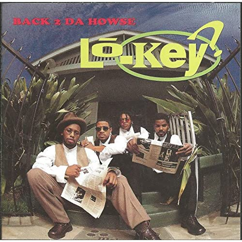 Image 0 of Back 2 Da Howse By Lo-Key On Audio CD Album 1994