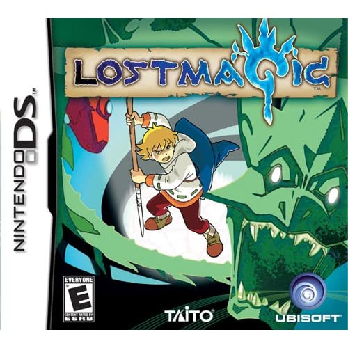 Image 0 of Lost Magic For Nintendo DS DSi 3DS 2DS