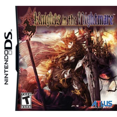 Knights In The Nightmare Nintendo For DS RPG