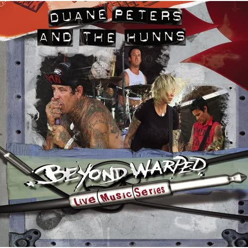 Image 0 of Beyond Warped Live Series By Duane Peters And Hunns On Audio CD Album 2006