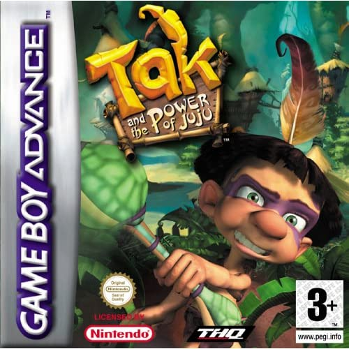 Image 0 of Tak And The Power Of Juju GBA For GBA Gameboy Advance Arcade