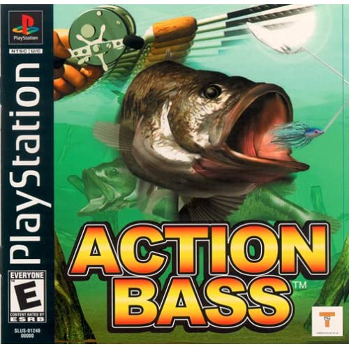 Image 0 of Action Bass For PlayStation 1 PS1