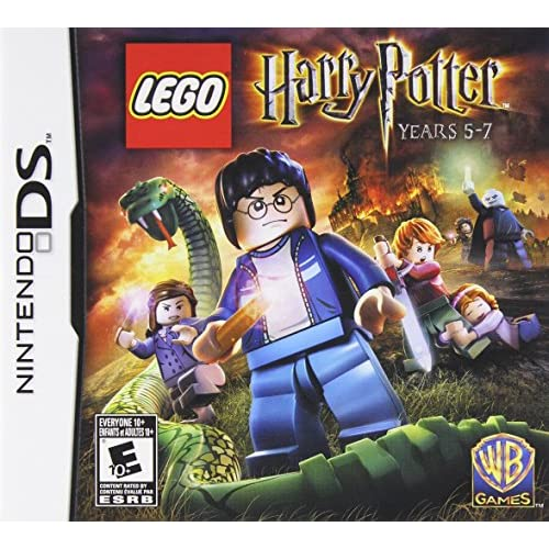 Image 0 of Lego Harry Potter: Years 5 - 7 For Nintendo DS DSi 3DS 2DS