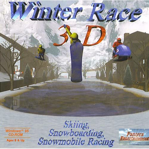 Image 0 of Winter Race 3D Software