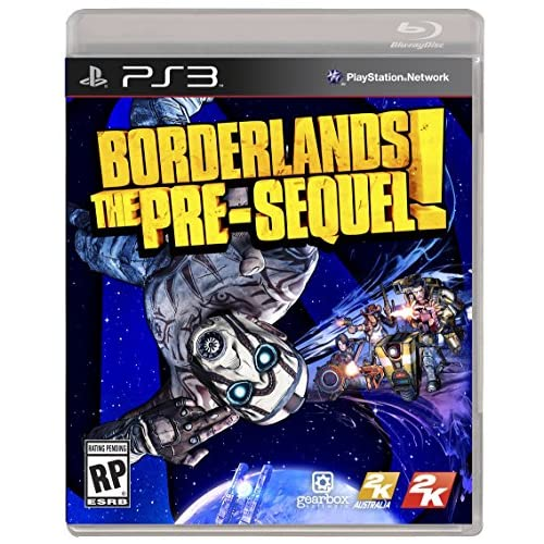 Borderlands: The Pre-Sequel For PlayStation 3 PS3 Shooter