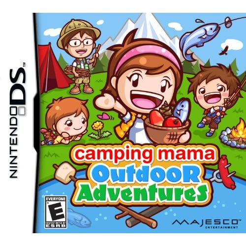 Image 0 of Camping Mama Outdoor Adventures For Nintendo DS DSi 3DS 2DS