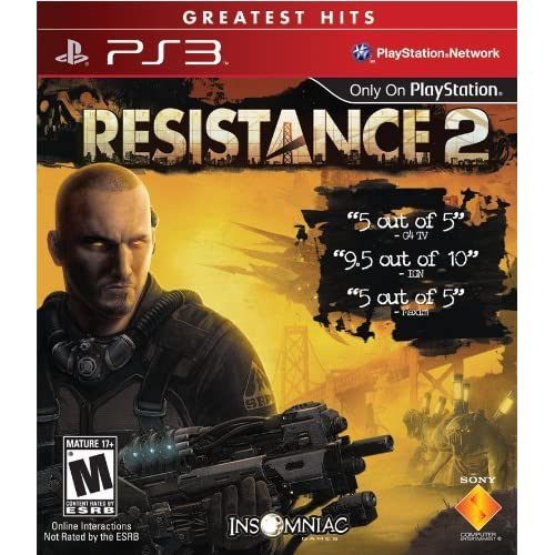 Image 0 of Resistance 2 Renewed For PlayStation 3