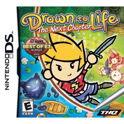 Image 0 of Drawn To Life: The Next Chapter For Nintendo DS DSi 3DS 2DS