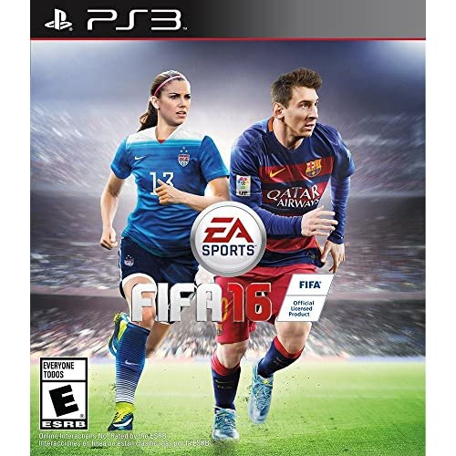 Image 0 of FIFA 16 Standard Edition For PlayStation 3 PS3 Soccer