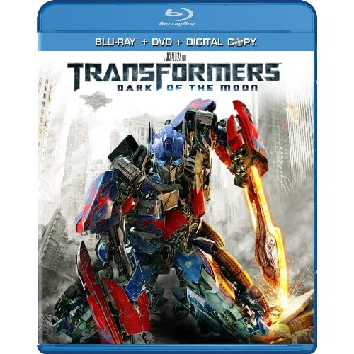 Image 0 of Transformers: Dark Of The Moon Two-Disc Blu-Ray/dvd Combo Digital Code Expired V
