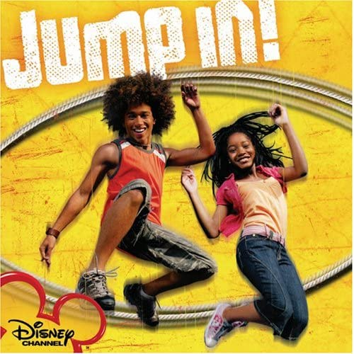 Image 0 of Jump In By Jump In / Ost On Audio CD Disney Children