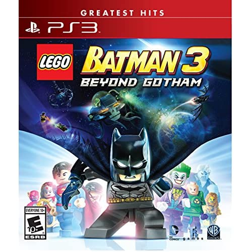 Image 0 of Lego Batman 3: Beyond Gotham For PlayStation 3 PS3