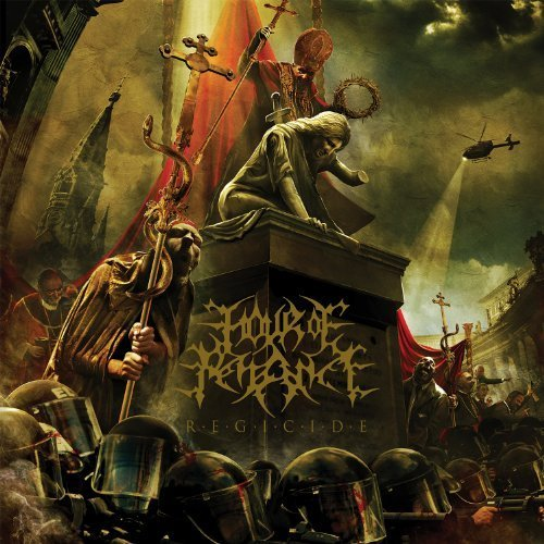 Regicide By Hour Of Penance On Vinyl Record