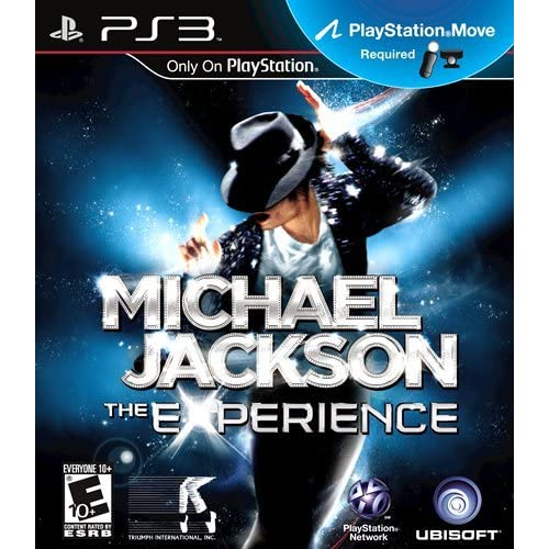 Image 0 of Michael Jackson The Experience For PlayStation 3 PS3 Music