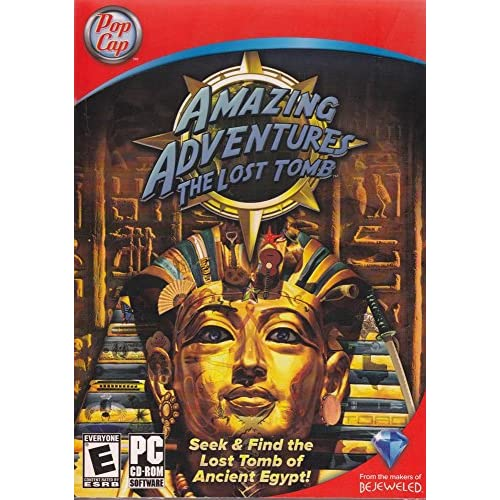 Amazing Adventures: The Lost Tomb PC Software