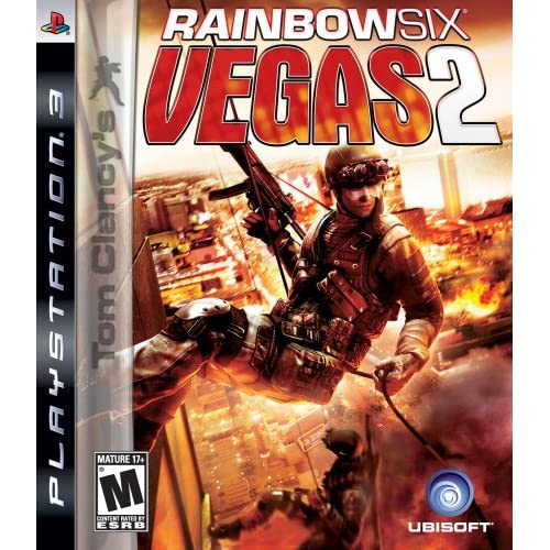 Image 1 of Tom Clancy's Rainbow Six Vegas 2 For PlayStation 3 PS3 6 Shooter