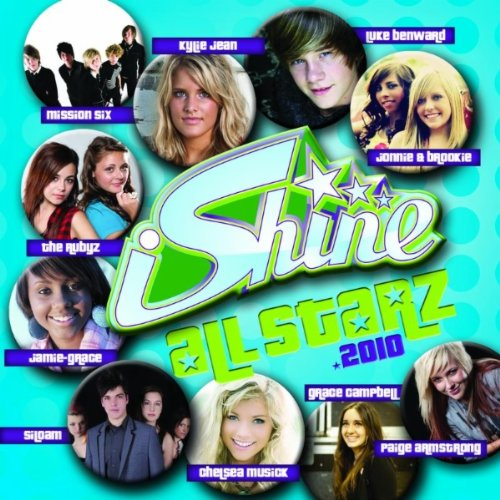 Image 0 of IShine All Starz 2010 By Benward Luke Performer Rubyz Performer