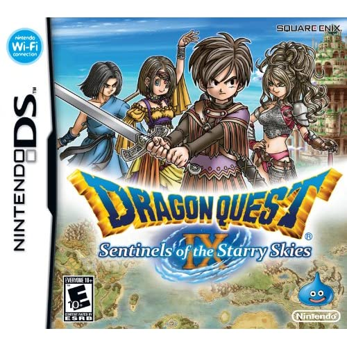 Image 0 of Dragon Quest IX: Sentinels Of The Starry Skies For Nintendo DS DSi 3DS 2DS