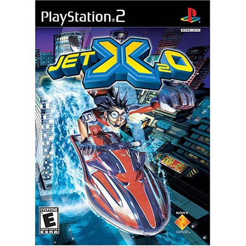 Image 0 of Jet X20 For PlayStation 2 PS2 Racing