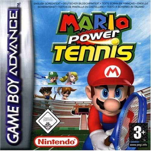 Image 0 of Mario Tennis Power Tour For GBA Gameboy Advance