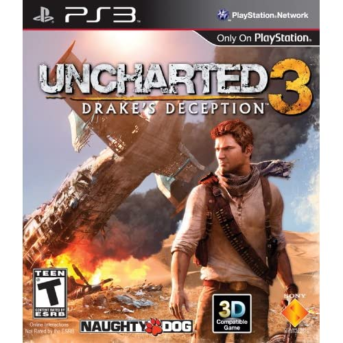Image 0 of Uncharted 3: Drake's Deception For PlayStation 3 PS3