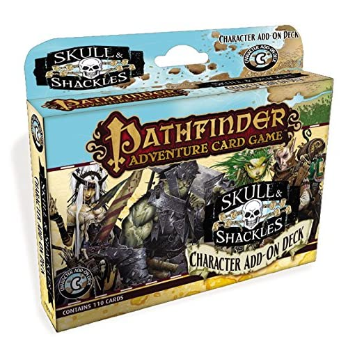 Image 0 of Pathfinder Adventure Card Game: Skull And Shackles Character Add-On