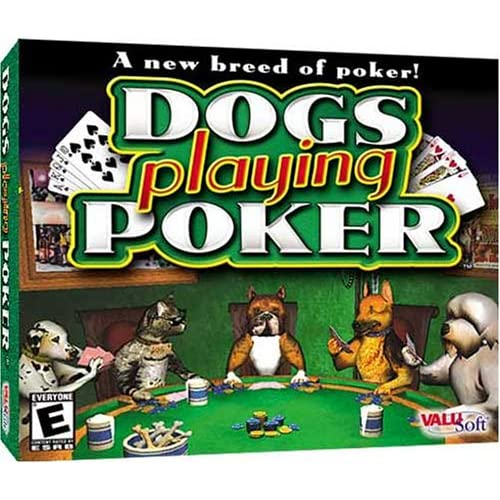 Image 0 of Dogs Playing Poker PC Software