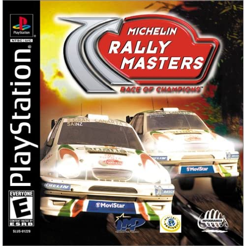 Rally Masters PS