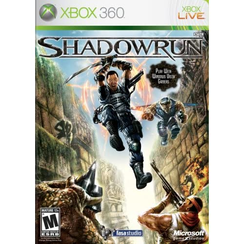 Shadowrun For Xbox 360 Shooter