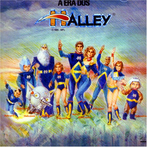 Image 0 of A Era Dos Halley By A Era Dos Halley On Audio CD Album 2006